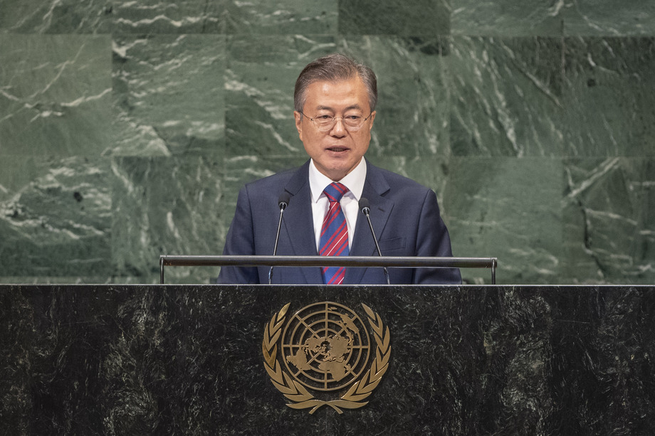 H.E. Mr.Moon Jae-in