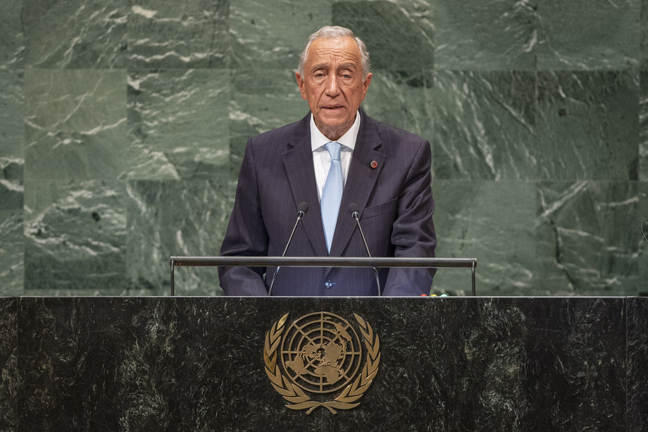 H.E. Mr.Marcelo Rebelo de Sousa
