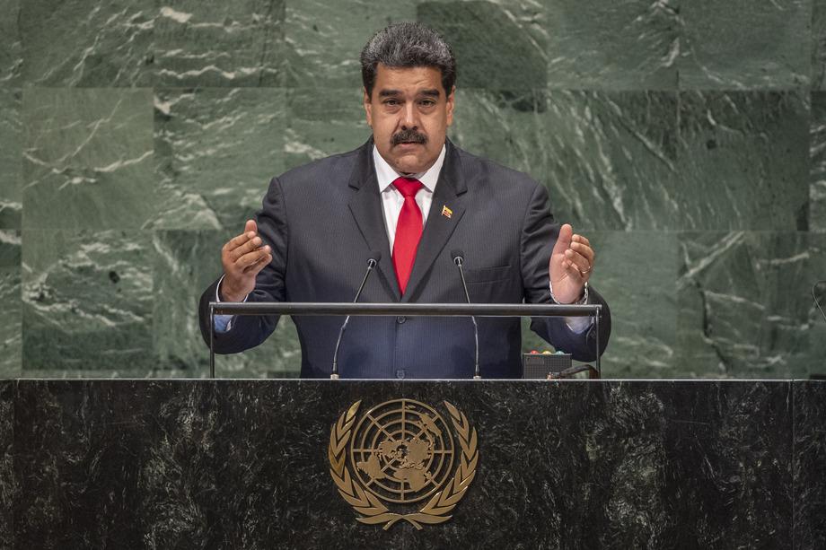 H.E. Mr.Nicolás Maduro Moros