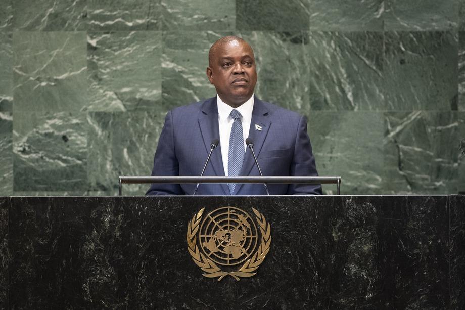 S.E. M.Mokgweetsi Eric Keabetswe Masisi