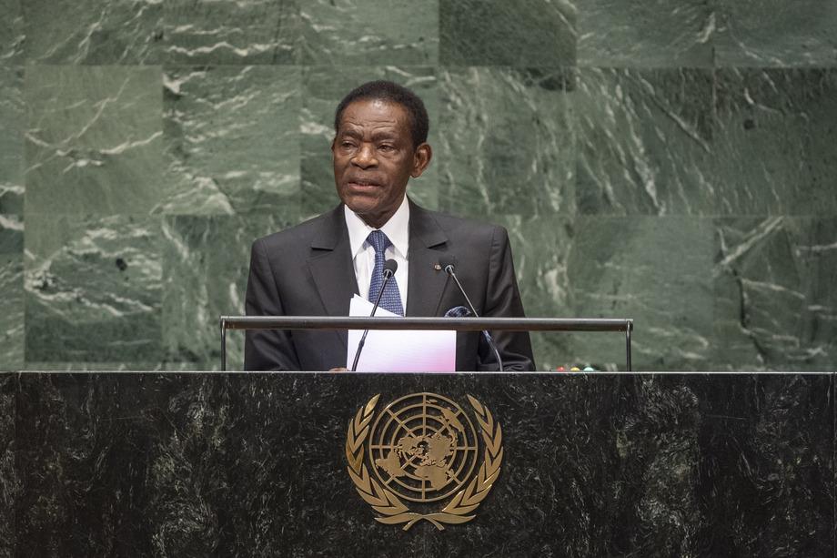 S.E. M.Teodoro Obiang Nguema Mbasogo