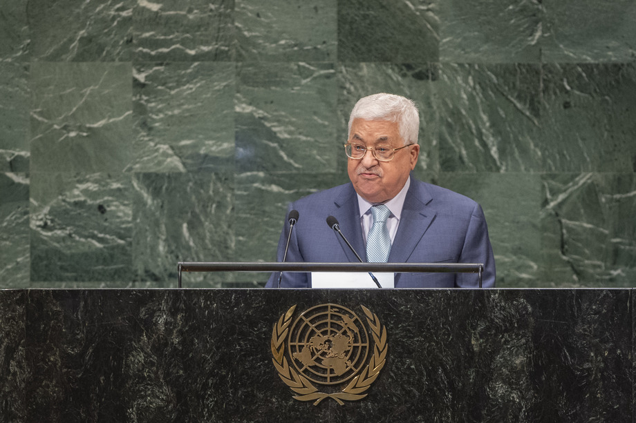 S.E. M.Mahmoud Abbas