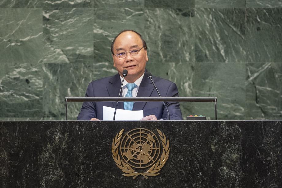 H.E. Mr.Nguyen Xuan Phuc