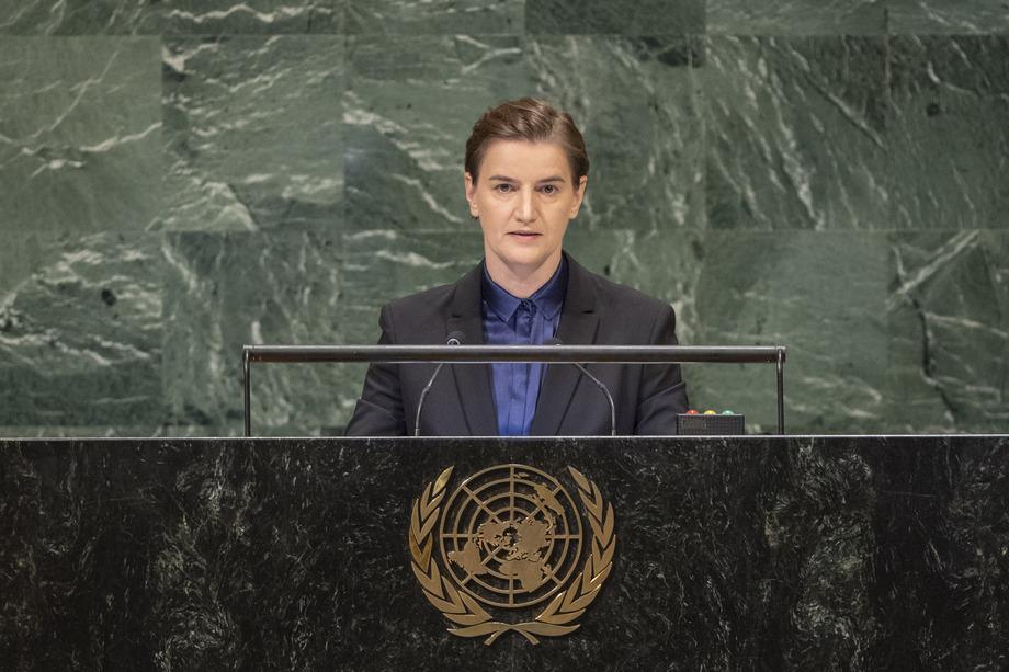H.E. Mrs.Ana Brnabić