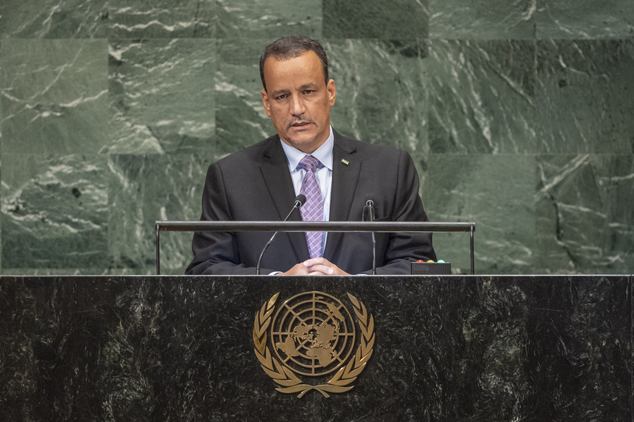 H.E. Mr.Ismael Ould Cheikh Ahmed