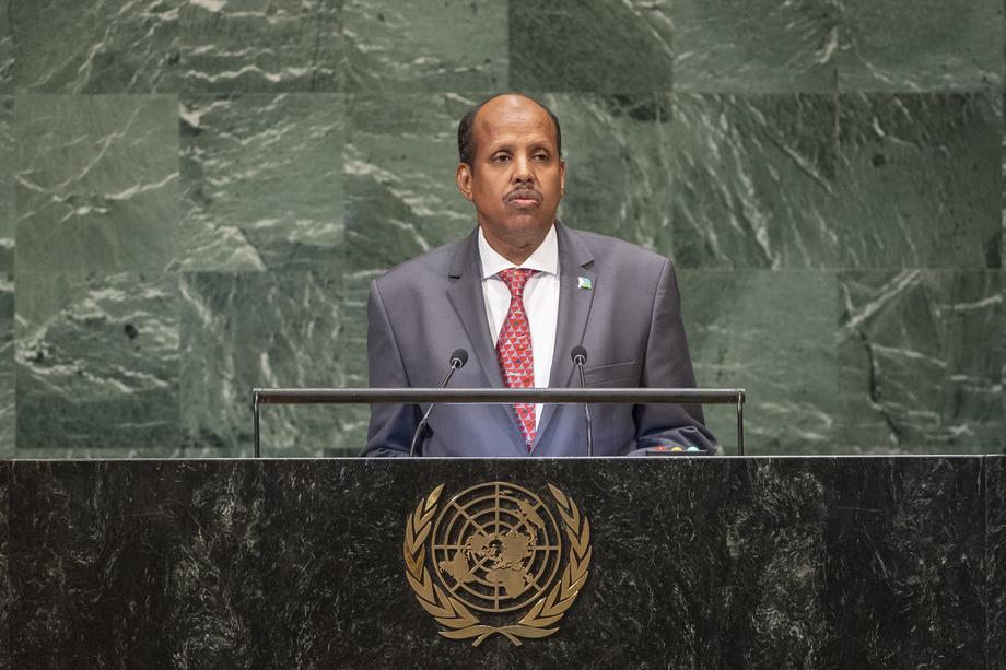 H.E. Mr.Mahmoud Ali Youssouf