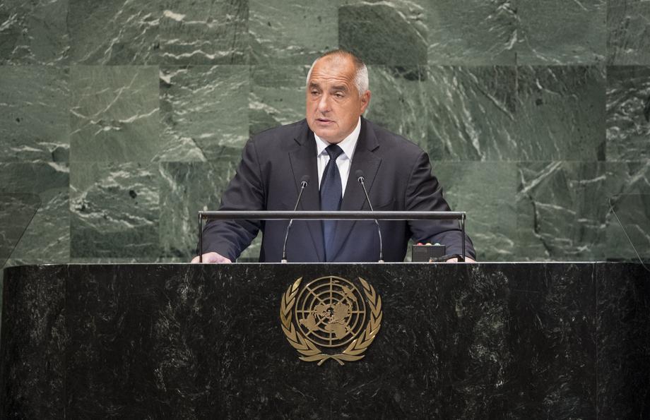 H.E. Mr.Boyko Borissov