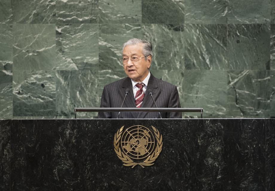 S.E. M.Mahathir bin Mohamad