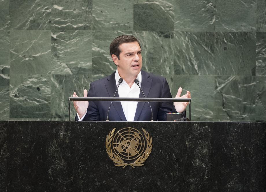 H.E. Mr.Alexis Tsipras