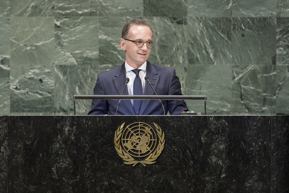 H.E. Mr.Heiko Maas