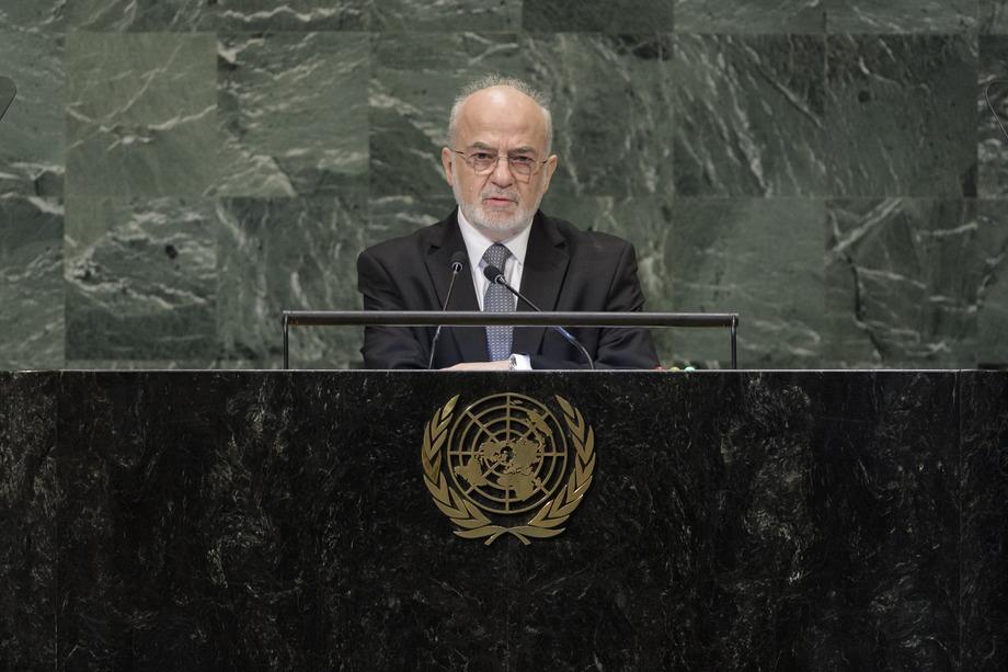 H.E. Mr.Ibrahim Abdulkarim Al-Jafari