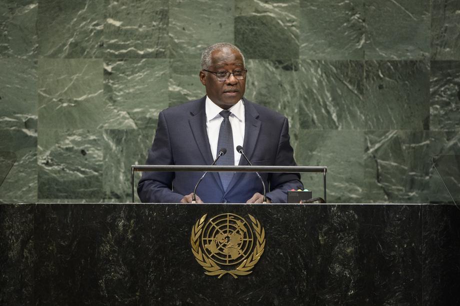 H.E. Mr.Mamadi Touré