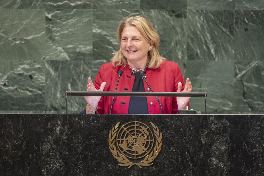 H.E. Mrs.Karin Kneissl