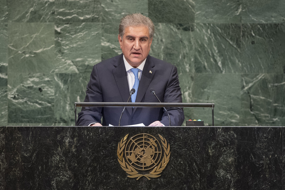 H.E. Mr.Makhdoom Shah Mahmood Qureshi