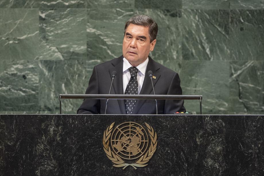 H.E. Mr.Gurbanguly Berdimuhamedov