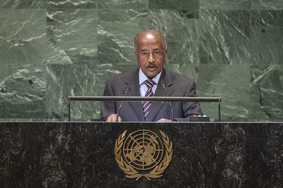 H.E. Mr.Osman Saleh Mohammed
