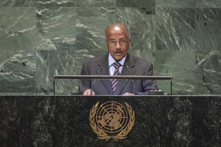 H.E. Mr.Osman Saleh Mohammed