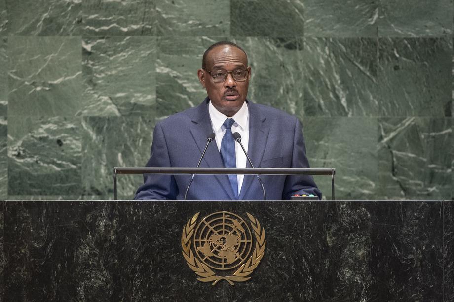 H.E. Mr.Eldirdiri Mohamed Ahmed