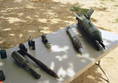 United Nations Angola Verification Mission Helps Support Demining Process in Angola