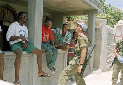 United Nations Support Mission in Haiti (UNSMIH)