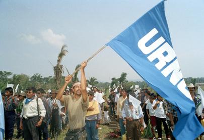 United Nations Verification Mission in Guatemala (MINUGUA)
