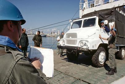 United Nations Interim Force in Lebanon