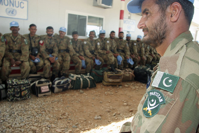 Pakistani Contingent Ends Tour of Duty in Burundi