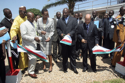 Opening of the United Nations Integrated Office in Burundi