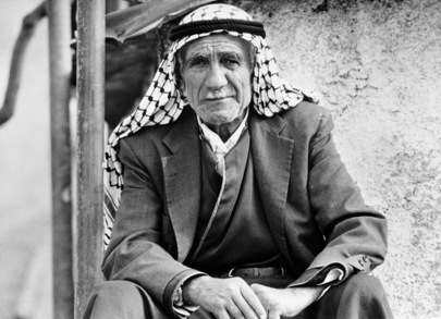 Coping with Disaster: Palestine Refugees A Palestine refugee living in Amari refugee camp, West Bank. 01 January 1983