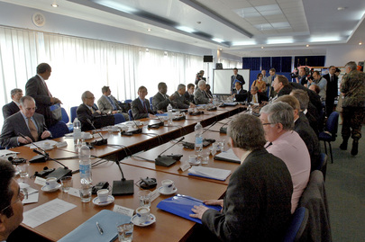 Security Council Mission to Kosovo