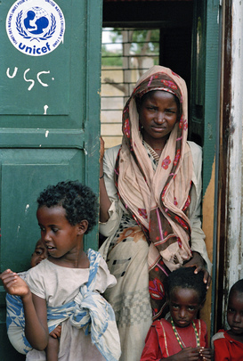 United Nations Operation in Somalia (UNOSOM) Facilitates Political Settlement and Provides Humanitarian Assistance