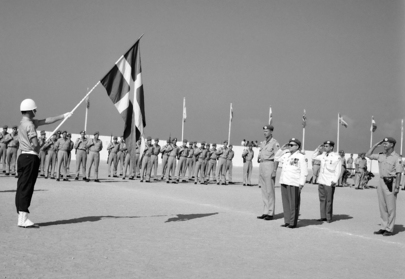 Medals Awarded to Swedish Soldiers of UNEF