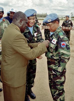 United Nations Angola Verification Mission III