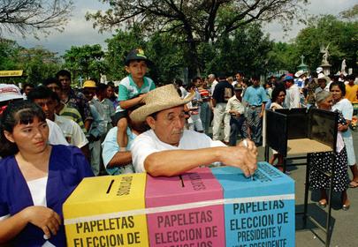 Observer Mission in El Salvador