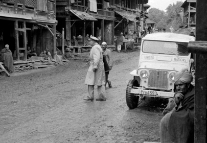 United Nations Military Observers in Kashmir