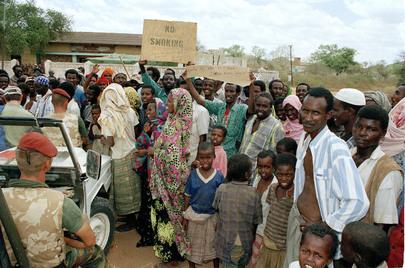 United Nations Operation in Somalia (UNOSOM)