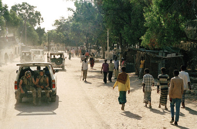 United Nations Operation in Somalia (UNOSOM)