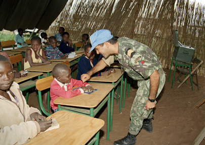 United Nations Operation in Mozambique