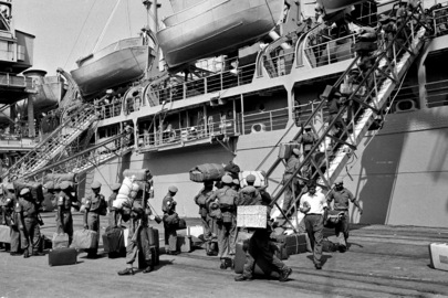 Repatriation of United Nations Troops in the Congo (ONUC)