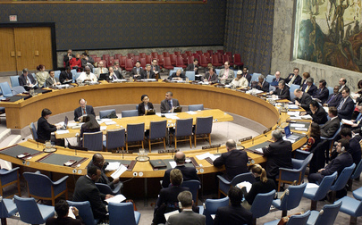 Security Council Meets with Regional Organizations to Consider Ways to Strengthen Collective Security