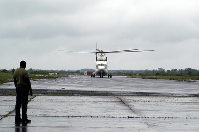 UNAMSIL Sends Troops to Liberia