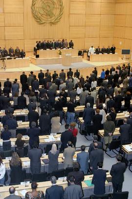 """Geneva: """"Tenth Anniversary of the Genocide in Rwanda"""""""