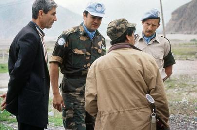 United Nations Mission of Observers in Tajikistan (UNMOT)