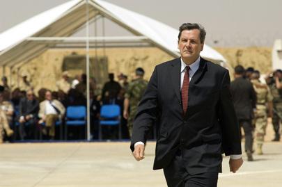 USG for Peacekeeping Operation Visits MINURCAT