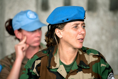 MONUC Observes International Day of UN Peacekeepers
