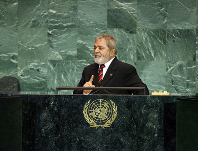 H.E. Mr.Luiz Inácio Lula da Silva