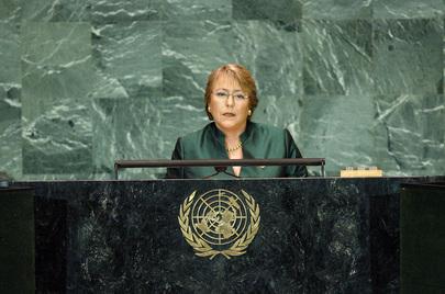 S.E. MelleMichelle Bachelet Jeria