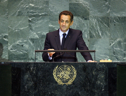 H.E. Mr.Nicolas Sarkozy