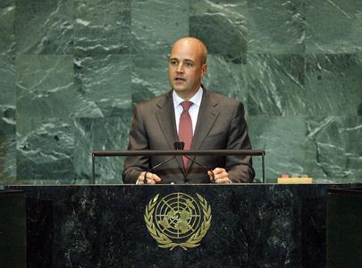 S.E. M.Fredrik Reinfeldt