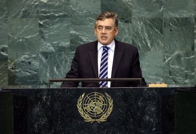 H.E. Mr.Gordon Brown